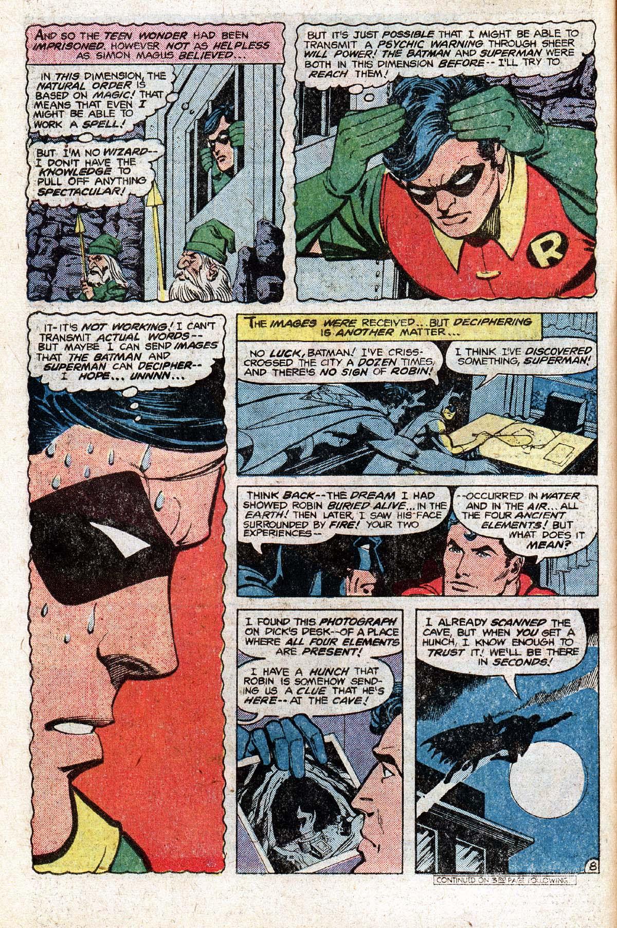 Read online World's Finest Comics comic -  Issue #265 - 10
