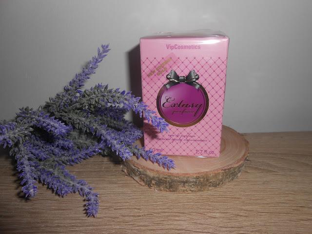 Vip Cosmetics- Perfumy Extasy GOLD