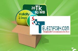 Teletalk-80-MB-20-TK