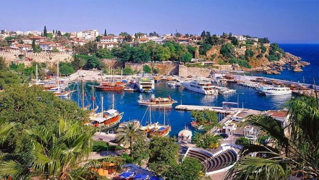 Visita la Costa Turquesa