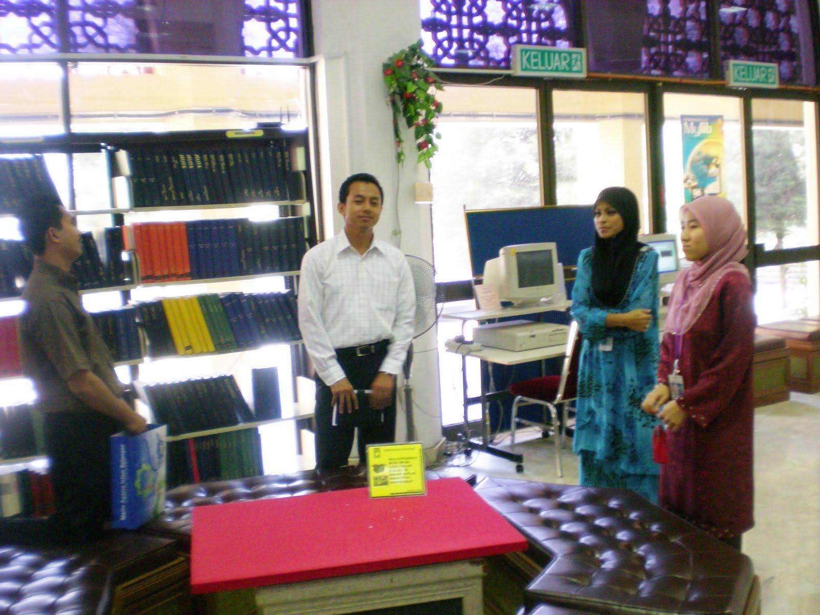 Perpustakaan Unisel Shah Alam - Tautan l