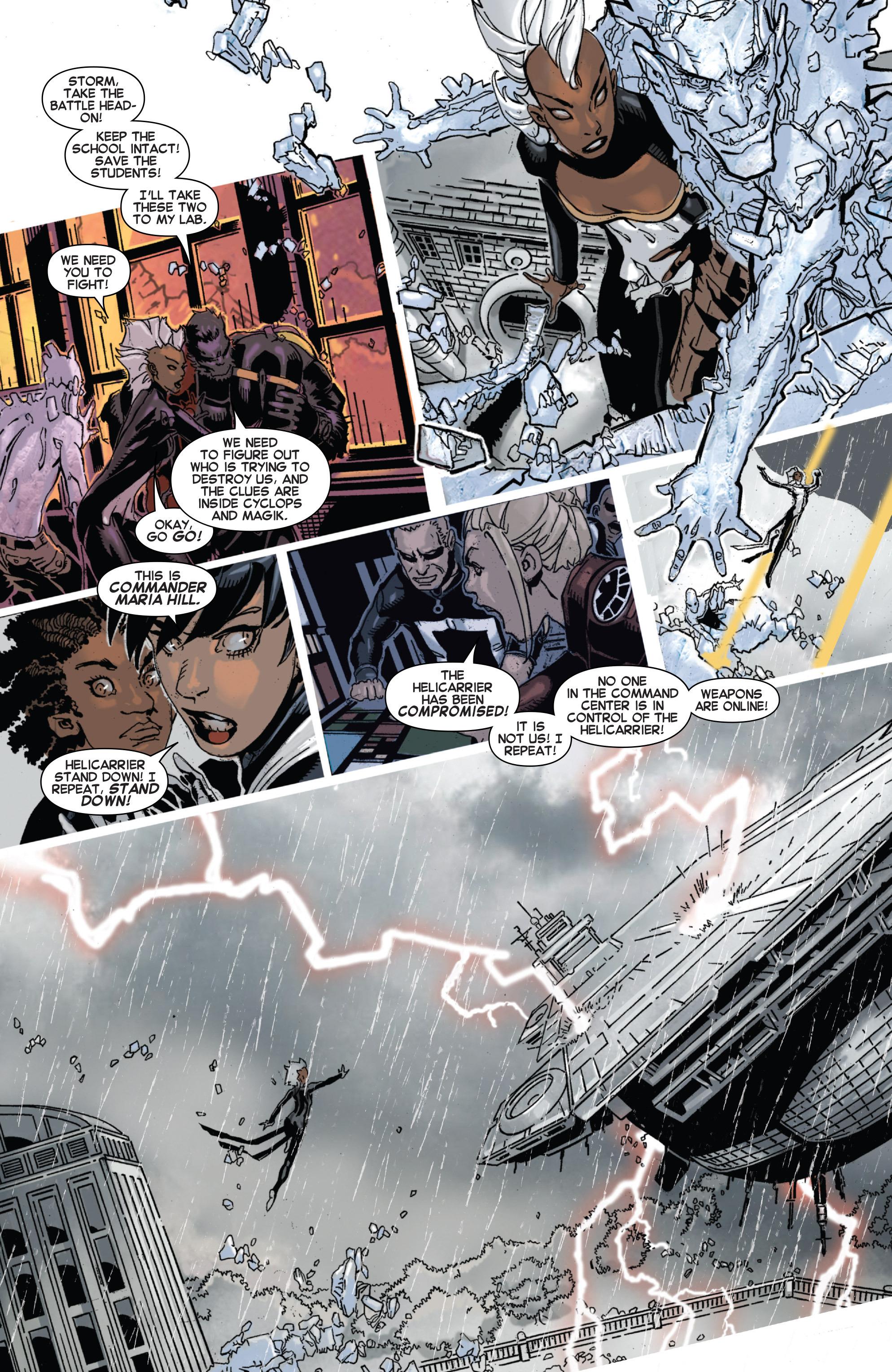 Read online Uncanny X-Men (2013) comic -  Issue #21 - 15