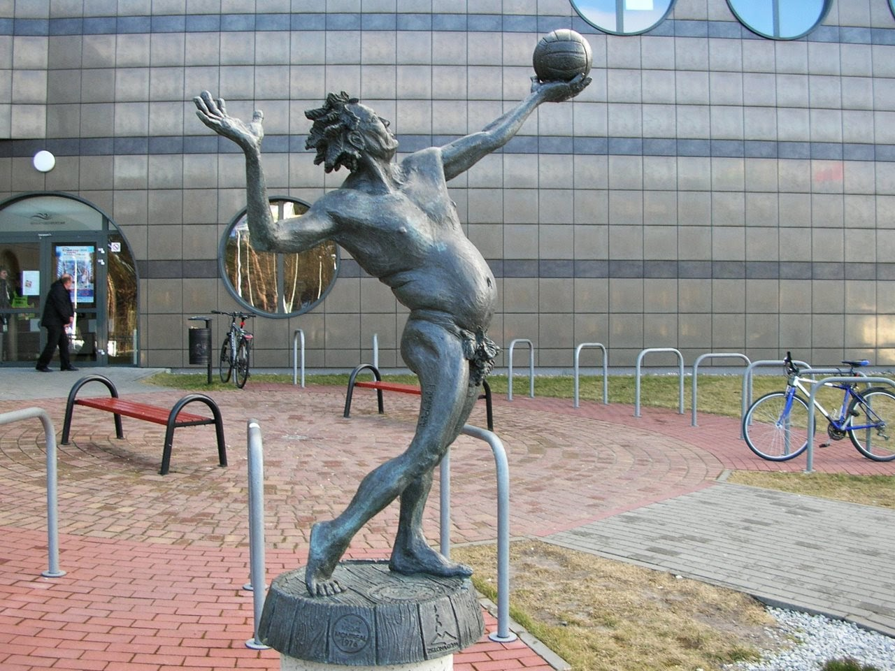 Zielona Góra, mecz, sport, siatkówka, hala sportowa