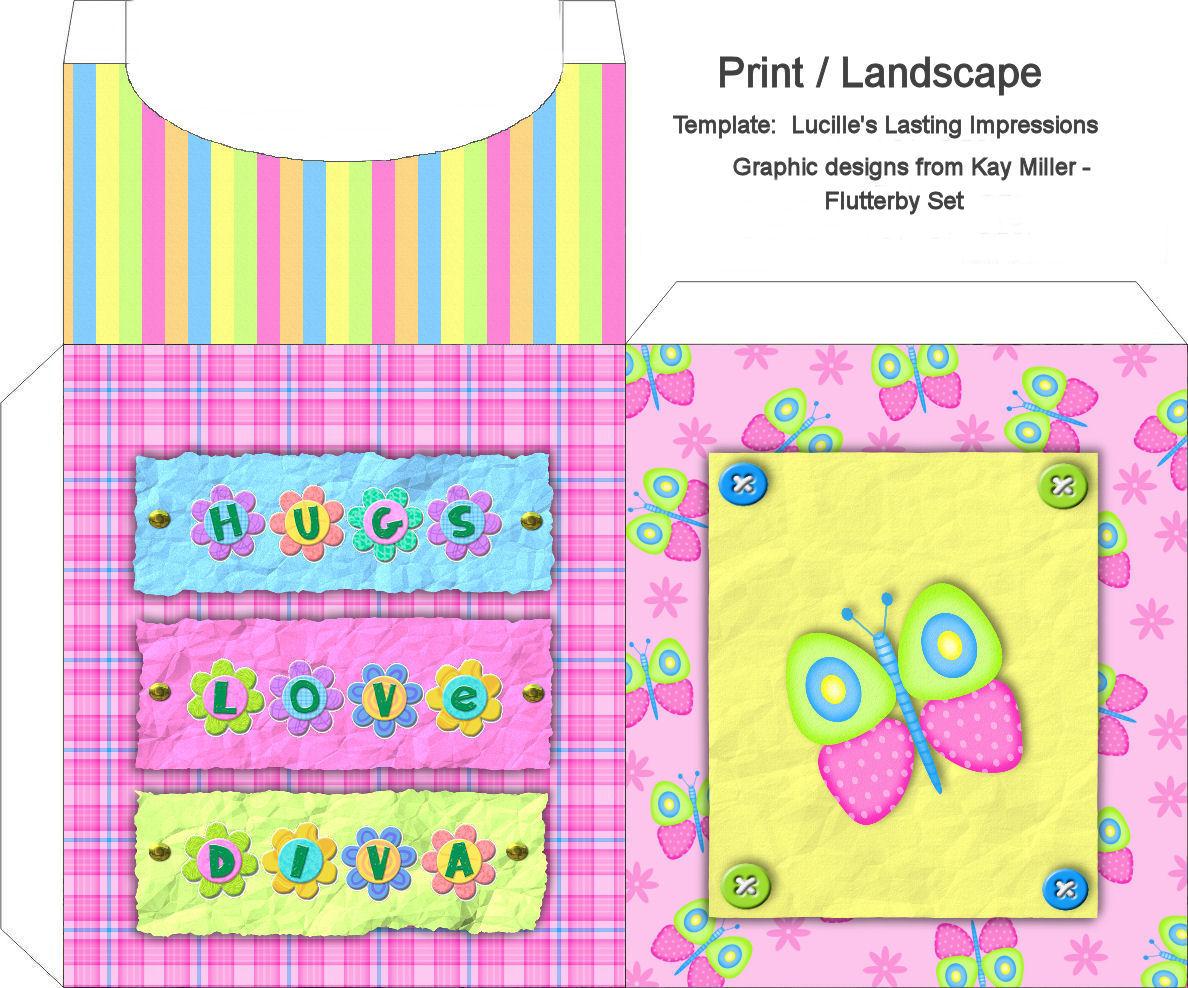 Doll Crafts Folders School