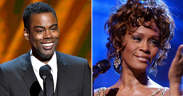 Bobby Brown checks Chris Rock for making a tasteless Whitney Houston crack joke