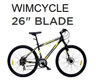 Sepeda Mtb Wimcycle Blade