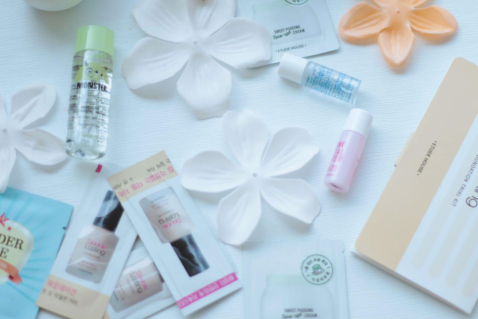 etude house one brand korean makeup haul kbeauty kcosmetics