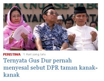 Megawati, Gusdur, Amin Rais