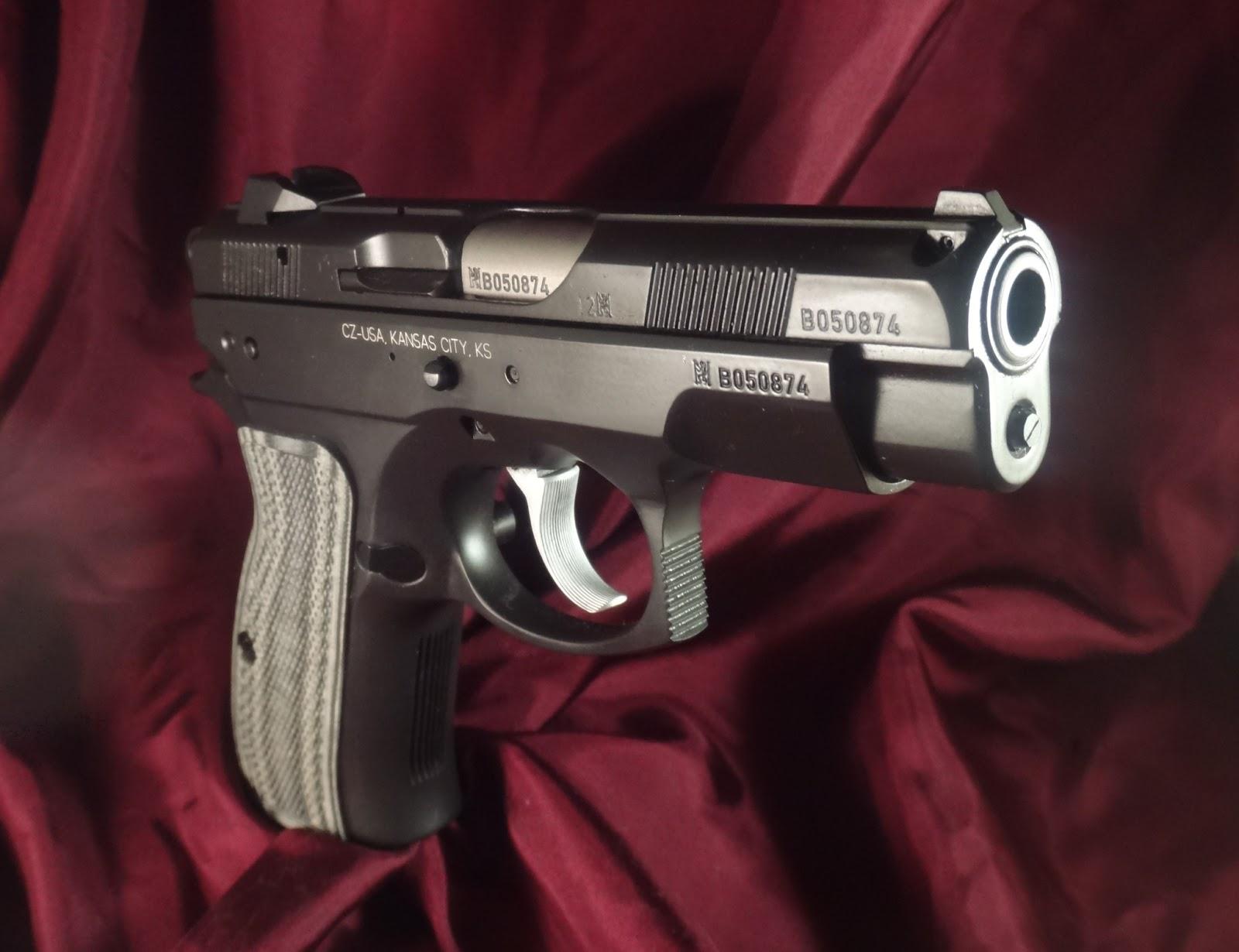 Average Joe's Handgun Reviews: CZ 75 D PCR