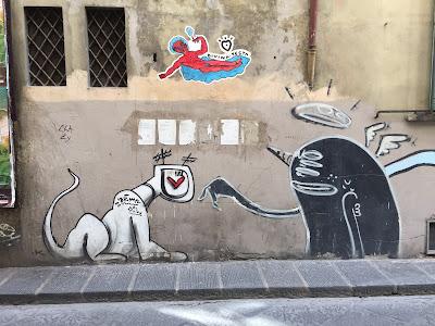Florenz mit Kindern Windeln wechseln Florenz Eis essen Florenz Runzelfuesschen Elternblog