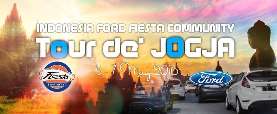 Acara Ini Diikuti Oleh  Peserta Infinity Yang Terbagi Dalam  Mobil Ford Fiesta Dari Seluruh Indonesia