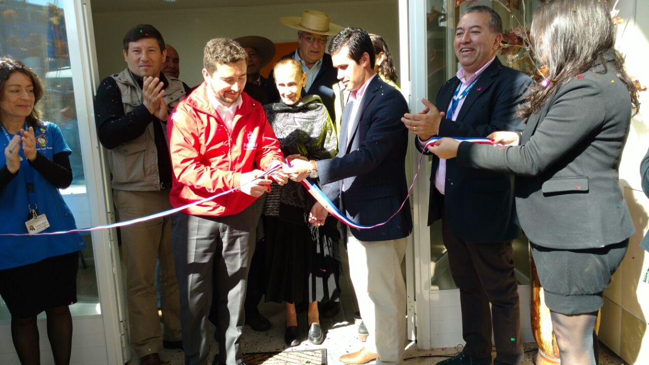 En Parral fue inaugurada Farmacia Municipal Dr. Patricio Blanco