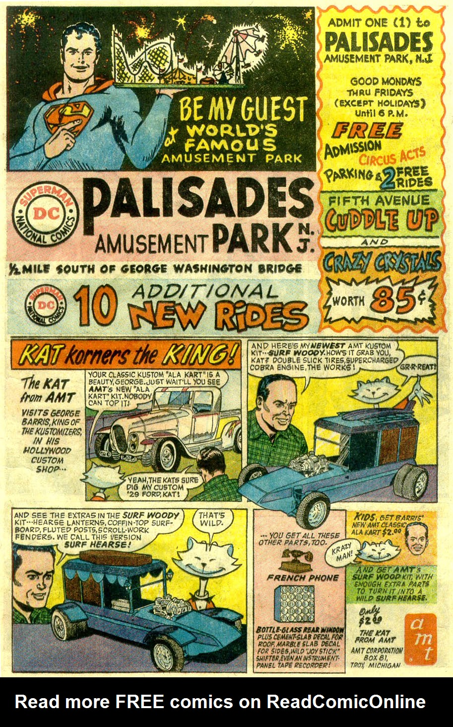 Strange Adventures (1950) issue 181 - Page 7
