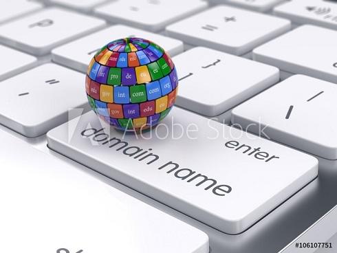 costum domain blog ke tld di hostinger