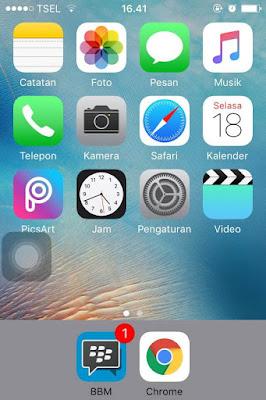 Mengatasi  Iphone dan Ipad yang Lola atau Lemot