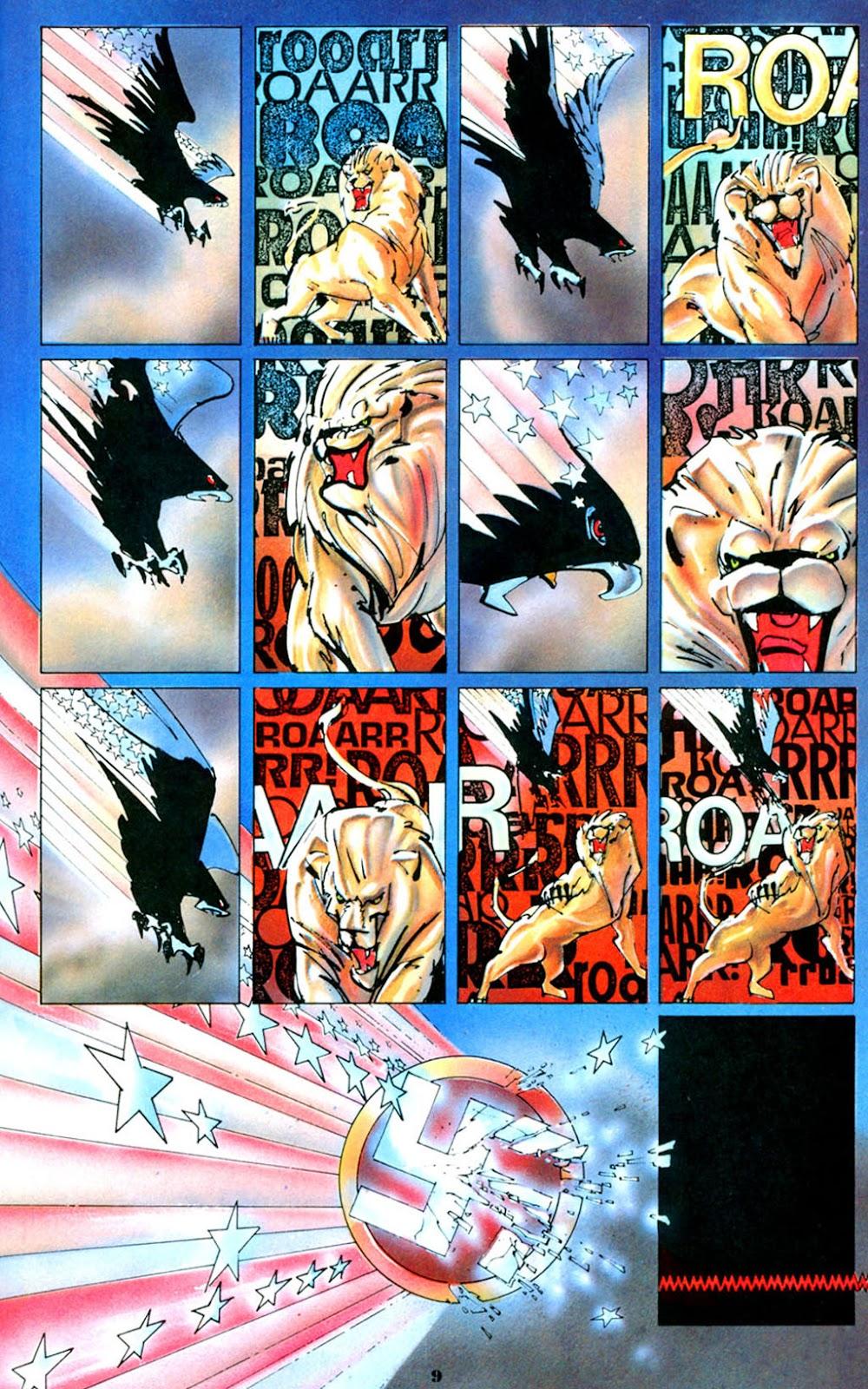 Blackhawk (1988) issue 1 - Page 11