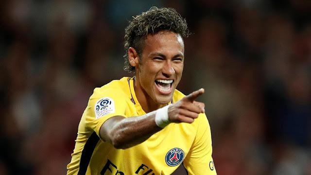 Neymar Menjadi Bintangnya di Laga Perdana Bersama PSG