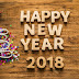 Happy New Year 2018 Wallpapers Download