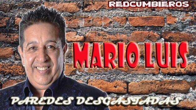 MARIO LUIS - PAREDES DESGASTADAS