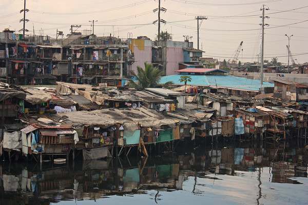Tondo district, Manila, Philippines