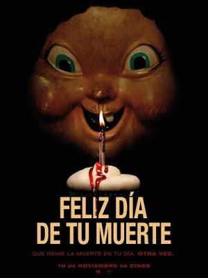 descargar Feliz Día de tu Muerte en Español Latino