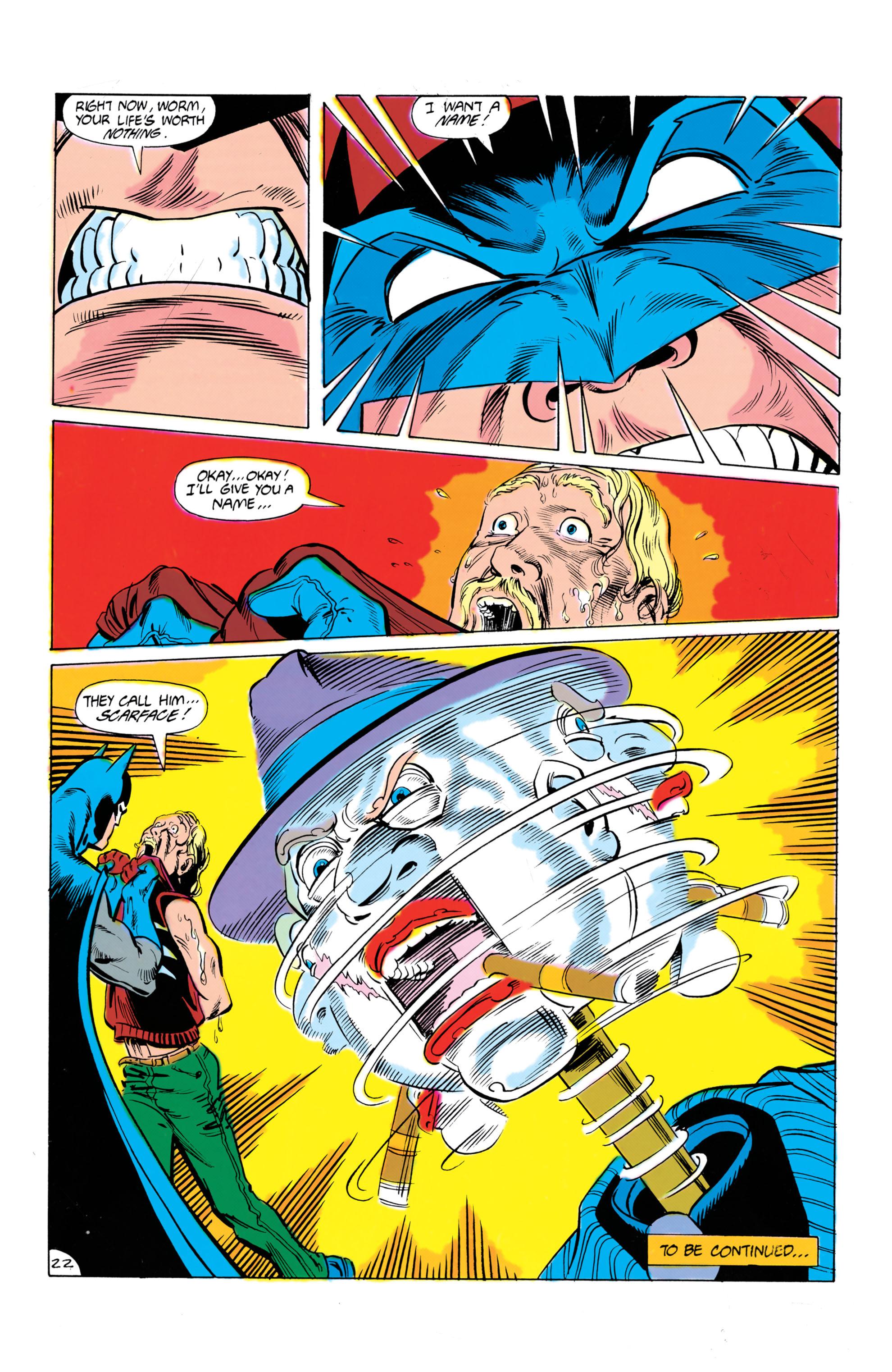 Detective Comics (1937) 583 Page 22