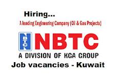 فتح التوظيف في مجموعة شركات البترول Nbtc في الكويت  للعام2018 للكويتيين وكافة الخليجين والجنسيات
