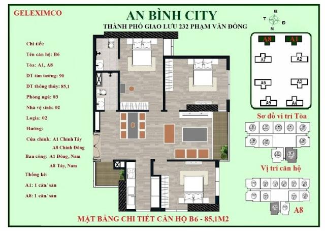 mặt bằng căn hộ b1 an bình city
