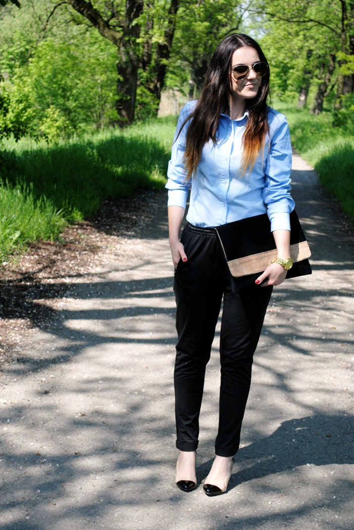 jak ubierać się do biura