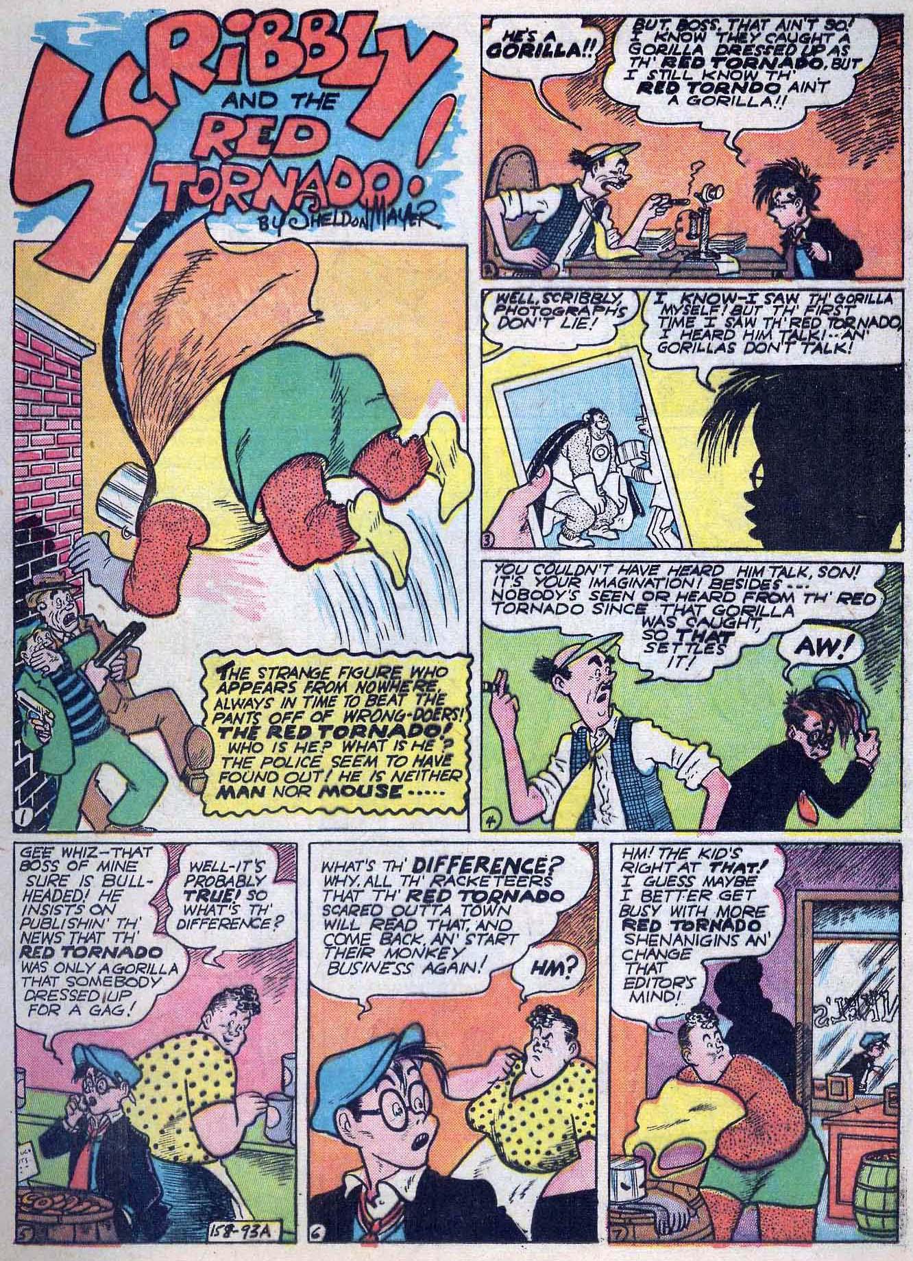 Read online All-American Comics (1939) comic -  Issue #24 - 13