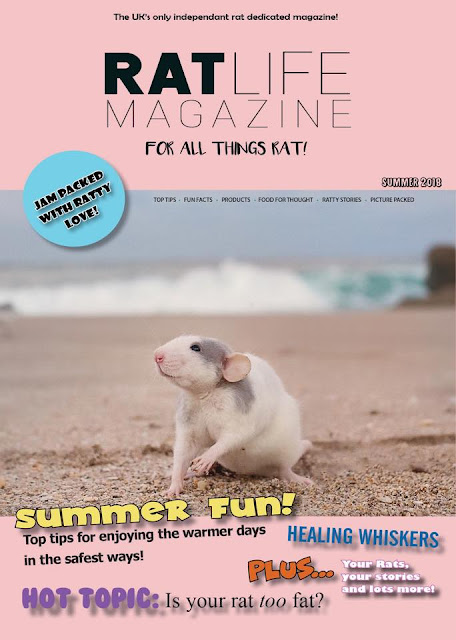 Rat Life Magazine Summer 2018