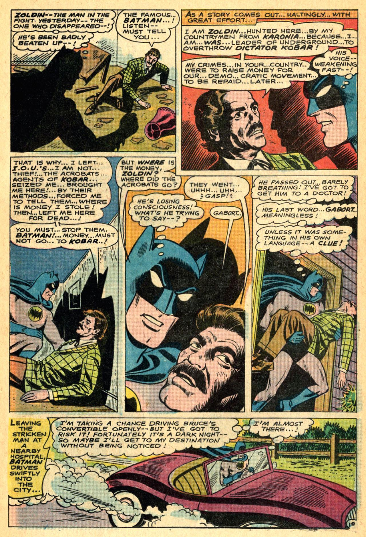 Detective Comics (1937) 372 Page 11