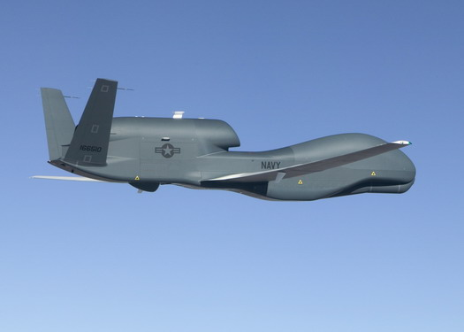 UAV Global hawk