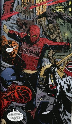 Una de las mejores versiones de Spiderman, en Tierra X