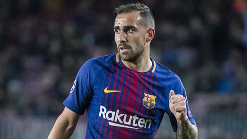 Hợp đồng giữa Barca và Alcacer được ký kết đến năm 2021.