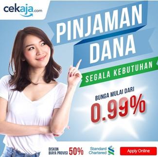 Kredit tanpa agunan Standard chartered Indonesia