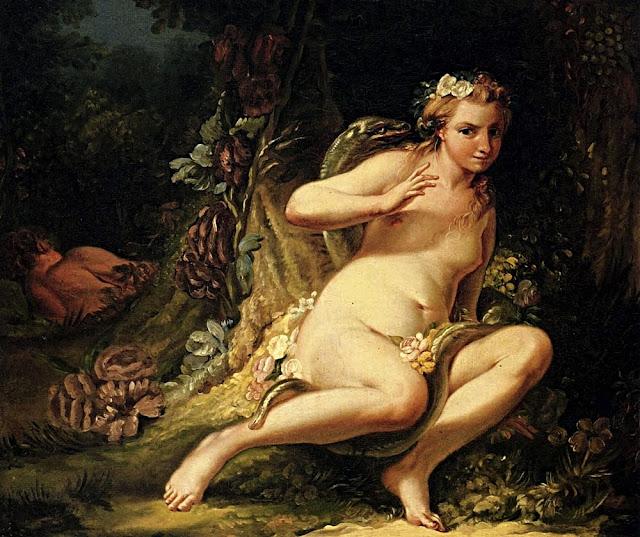 Jean-Baptiste Marie Pierre: La tentazione di Eva