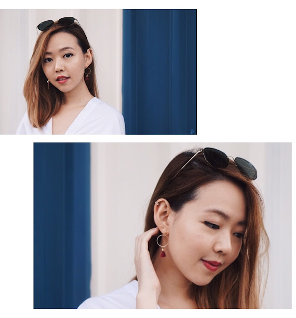 gracieux co earrings
