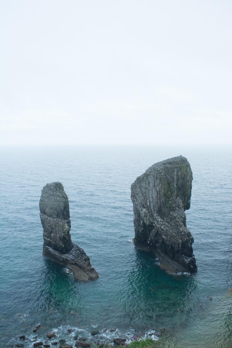 the green bridge of wales pembrokeshire coast