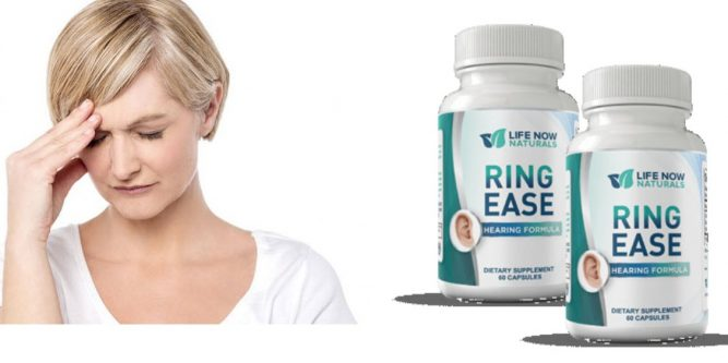 Ring Ease - Hearing Formula