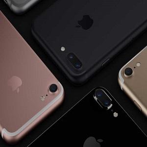 iphone 7 deniyoruz!