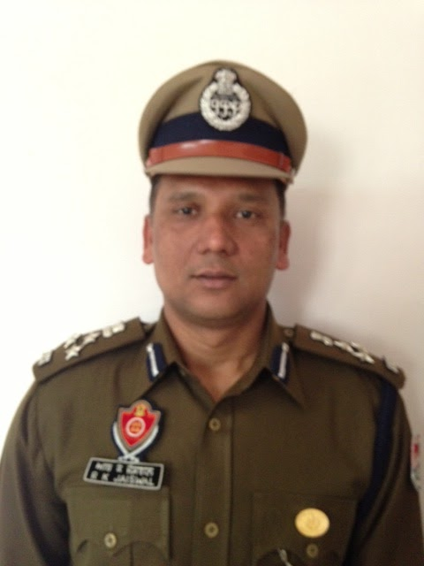 Punjabnewswire4u: 10 Punjab Police Officers/Officials to get Police