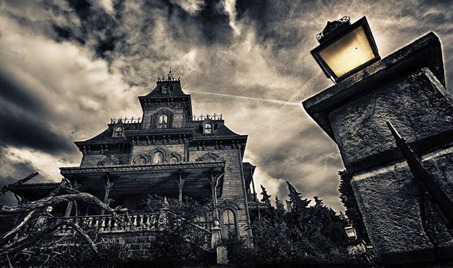 relato real, casa mal-assombrada