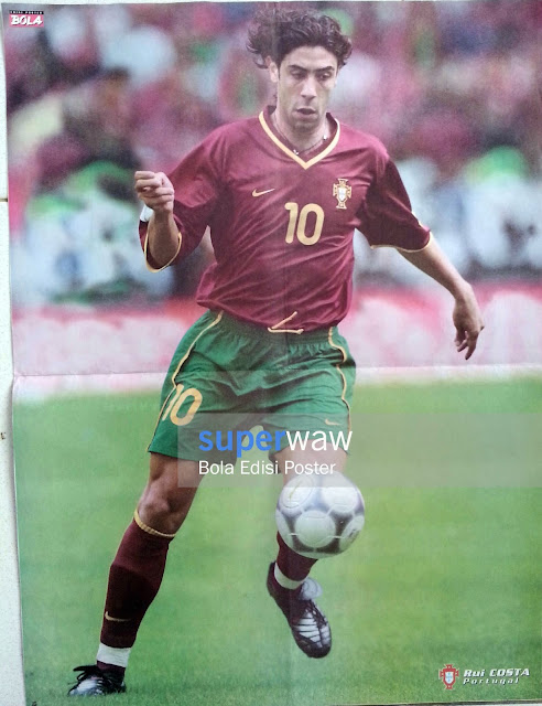 Poster Rui Costa (Portugal)