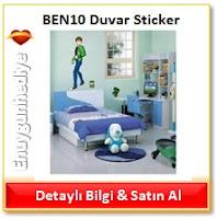 BEN10 Duvar Sticker