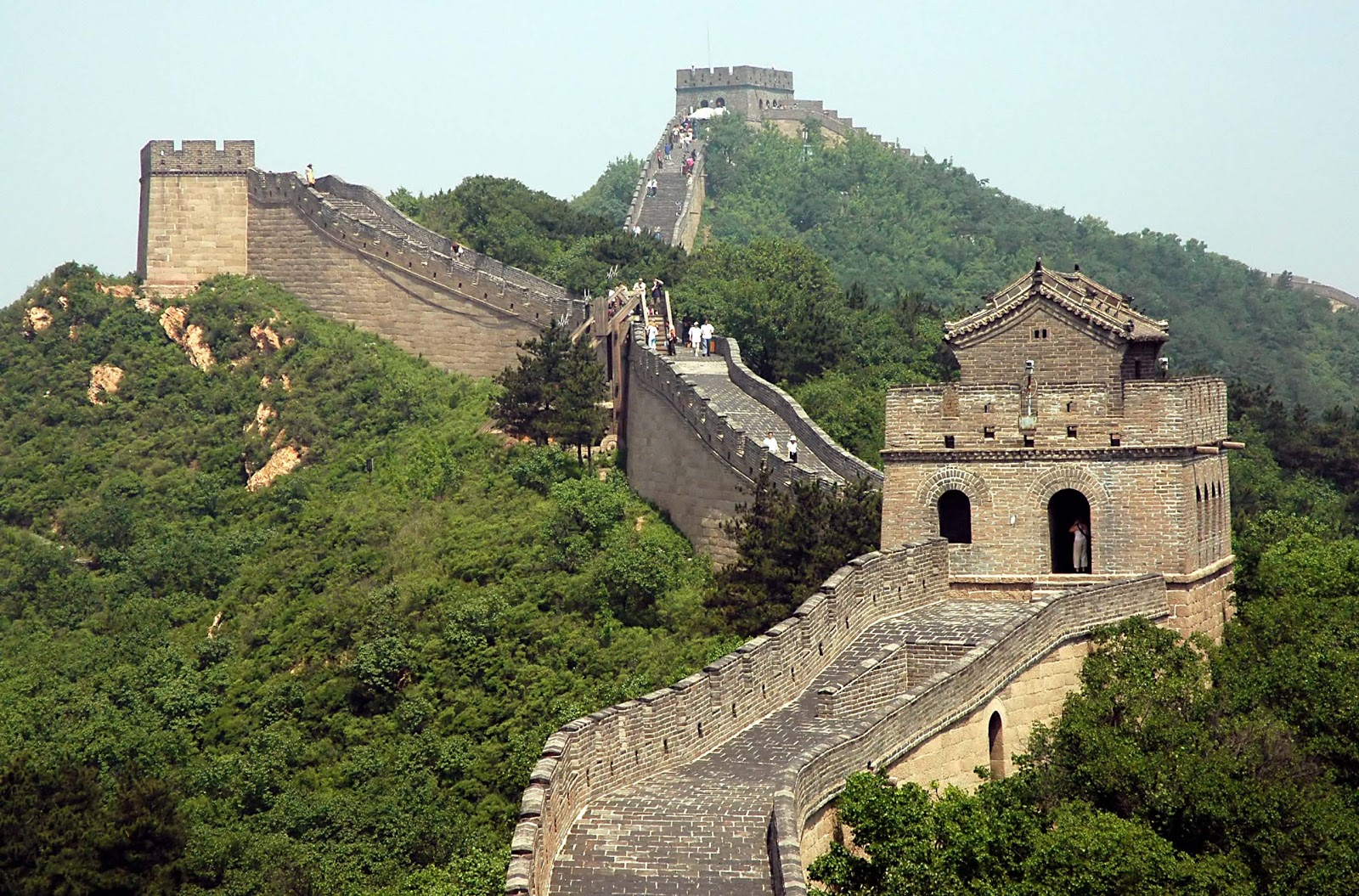 What A Wonderful World The Great Wall Of China