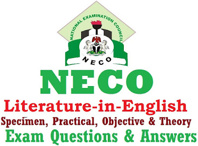 2017 Literature In English Prose Objectives & Theory (Questions & Answer)