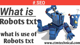How to create a robots.txt file for SEO, what is a robots txt,robots txt file for SEO
