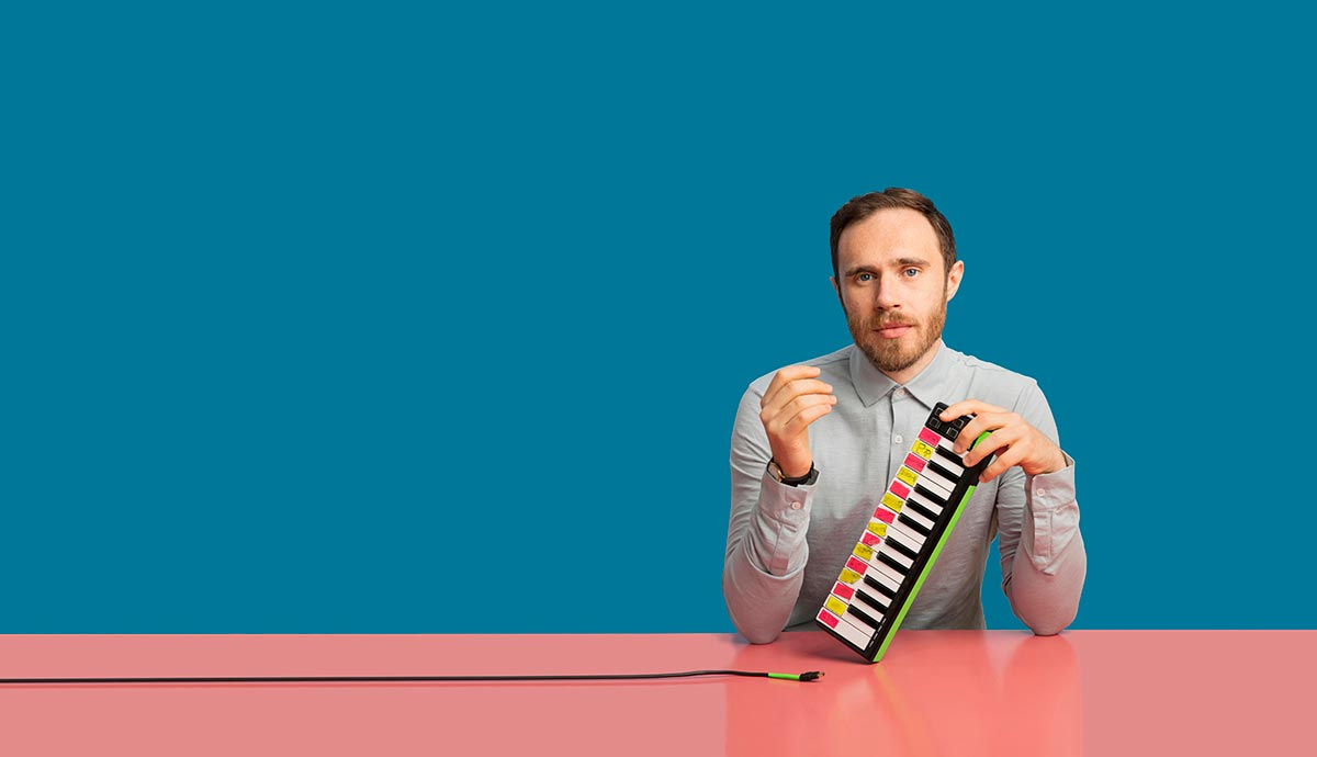 James Vincent McMorrow promo Rising water