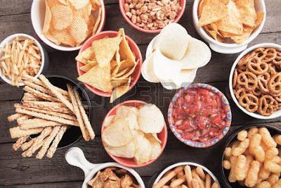 Ăn vặt, ăn nhiều bữa - cách tăng cân cấp tốc